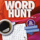 Large Print Word Hunt - All New Puzzles - (2017) - Vol.35