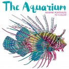 The Aquarium: Marine Portraits to Color