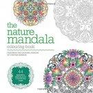 The Nature Mandala Colouring Book (Colouring Books) by Cynthia Emerlye (2016-02-04)