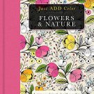 Flowers & Nature: Gorgeous coloring books.