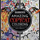 Amazing Copycat Colouring (Colouring Book) by Emily Golden Twomey (25-Sep-2014) Paperback