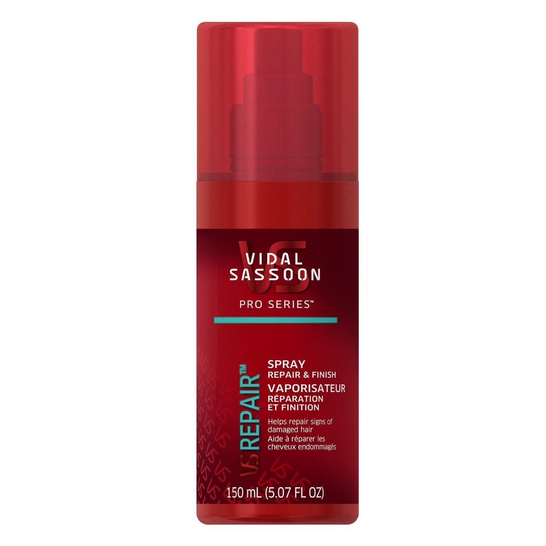 Vidal Sassoon Pro Series Repair & Finish Spray 5.07 Fl Oz, 3 Pack