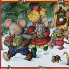 "MARY ENGLEBREIT CHRISTMAS JOURNALS-80 SHEETS-5"" x 7"""