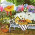 Garden Bench - 300 Piece Jigsaw Puzzle