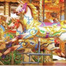 Carousel Horses - 300 Piece Jigsaw Puzzle