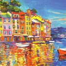 Boats at the Harbor - 300 Piece Jigsaw Puzzle