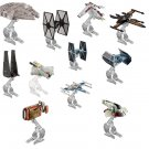 Hot Wheels Die-Cast Star Wars Starships Includes Flight Navigator Assorted Pack Of 2