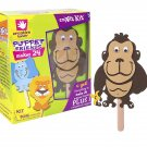 Creative Hands Foam Kit, Puppet Friends, 24 Count (1 Pack) by Creative Hands