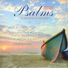 Psalms - 16 Month 2018 Wall Calendar Planner Organizer