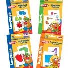 Playskool Prek-K Flash Cards -  (Set of 4)
