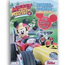 Mickey and the Roadster Racers Numbers and Counting Learning Workbook