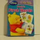 Disney I Can Learn with Pooh Early Skills Pooh's First Words Flash Cards by Disney