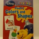 Pooh's Colors and Shapes I Can Learn with Pooh Early Skills Flash Cards by Disney