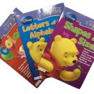 Disney I Can Learn With Pooh Early Skills 3 Pack