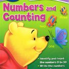 Disney I Can Learn with Pooh Early Skills - Numbers & Counting. Workbook