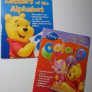 disney I Can Learn With Pooh. Colors, Letters of the Alphabet