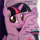 My Little Pony Princess Twilight Sparkle's Magical Journey Shaped Book