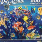 Colorful Aquariam Fish Puzzlebug Jigsaw Puzzle 500 pieces