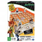 Spin Master Games - Zootopia - Suspect Search Card Game by Cardinal Games