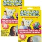 Amazing Elastic Plastic 6-Piece Balloon Blowing Kit