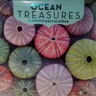2018 Ocean Treasures Color Monthly Wall Calendar, 12 x 22 Inches