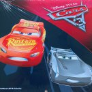 Disney Pixar Cars 3 -2018 Calendar Kids Room Decor