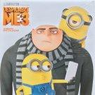 Despicable Me Minions 3 2018 Calendar Kids Room Decor