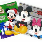Mickey Mouse 2018 Wall Calendar and Bonus Holiday Mickey Coloring and Activity Book
