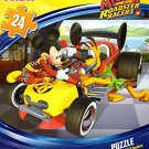 Disney Junior - Mickey and the Roadster Racers - 24 Pieces Jigsaw Puzzle - v6