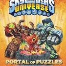 Portal of Puzzles Sticker Activity Book (Skylanders Universe)