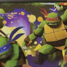Nickelodeon Ninja Turtles - Metal Tin Case Pencil Box Storage - v2