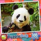 Giant Panda - PuzzleBug - 100 Piece Jigsaw Puzzle