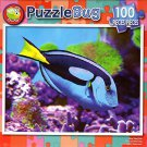 Blue Tang Fish - PuzzleBug - 100 Piece Jigsaw Puzzle
