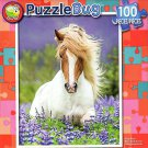 Pretty Horse - PuzzleBug - 100 Piece Jigsaw Puzzle