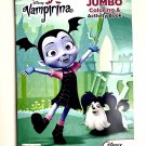 Disney Vampirina jumbo coloring & activity book tear and share pages