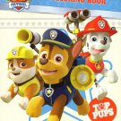 Paw Patrol Coloring and Activity Book - Top Pups