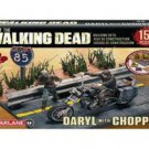 McFarlane Toys Building Sets - The Walking Dead TV Daryl Dixon with Chopper Building r 009
