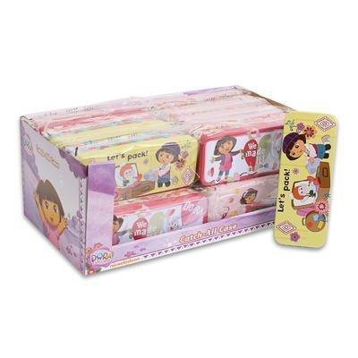 "Dora The Explorer 8"" Tin Pencil Case Pencil Holder (Assorted)"
