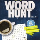 Large Print Word Hunt - All New Puzzles - (2017) - Vol.38