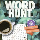 Large Print Word Hunt - All New Puzzles - (2017) - Vol.39