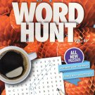 Large Print Word Hunt - All New Puzzles - (2017) - Vol.41