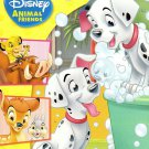 Disney Animal Friends Big Fun Book to Color - Rompy Rascals