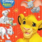 Disney Animal Friends Big Fun Book to Color - Little Rompers