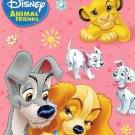 Disney Animal Friends Big Fun Book to Color - Pals Forever