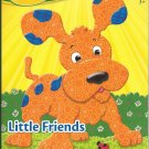 "Crayola Big Fun Book to Color ""Little Friends"""
