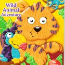Crayola Big Fun Book to Color ~ Wild Animal Adventure
