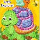 Crayola Big Fun Book to Color ~ Let's Explore!