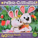 Peter - Peter and Donna - 40 Piece Easter Jigsaw Puzzle