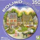 The Wishing Well Joy Shoppe - 350 Piece Round Jigsaw Art Puzzle