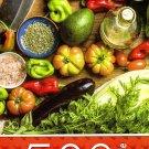 Fresh Vegetables - 500 Piece Jigsaw Puzzle